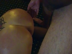 Fetching wife has her fine ass boned by a black dude