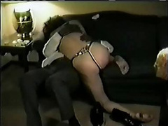Nasty mature wife shows this black dick a good time