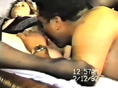 Sexy wife loves the way his black dick makes her feel