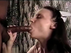 Face fucking nurse, fucked with a bottle